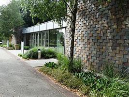 crematie, crematorium in regio ede, slingerboslaan