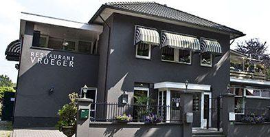 locatie voor afscheidsdienst, uitvaart, condoleance, Restaurant Vroeger