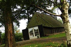 locatie voor condoleance en afscheidsdienst, Schaapskooi De Groote Veen in Lunteren (max. 40 personen)