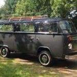 Volkswagen busje, rouwvervoer